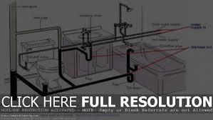 Kitchen Sink Drain Pipe Diagram by Sinks Kitchen Sink Drain Pipe Kitchen Sink Connection Kitchen