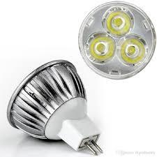 high bright high power 3w mr16 12v led sport light l led