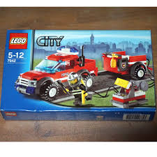 100 Lego Fire Truck Games Off Road Rescue Kit 7942 Toys