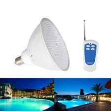 300w par56 led replacement rgb 12v dmx salt water swimming