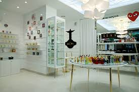 Cosmetics Shop Interior Design Ideas For House Display