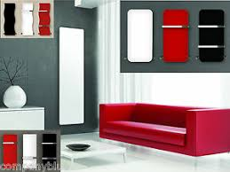 details zu designer heated towel rail radiator bathroom warmer modern luxury rad