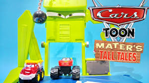 Disney Pixar Cars Toon Monster Truck Wrastlin' Ring Mater's Tall ... Monster Jam Stunt Track Challenge Ramp Truck Storage Disney Pixar Cars Toon Mater Deluxe 5 Pc Figurine Mattel Cars Toons Monster Truck Mater 3pack Box Front To Flickr Welcome On Buy N Large New Wrestling Matches Starring Dr Feel Bad Xl Talking Lightning Mcqueen In Amazoncom Cars Toon 155 Die Cast Car Referee 2 Playset Kinetic Sand Race Blaze And The Machines Flip Speedway Prank Screaming Banshee Toy Speed Wheels Giant Trucks Mighty Back Toy