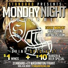 Spirit Halloween Fresno Ca Hours by Fresno Restaurant And Entertainment Lounge The Standard