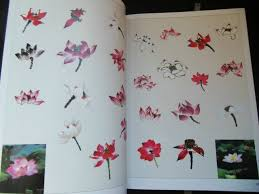 Free Shipping Lotus Flower Tattoo Book Chinese Painting Sketch Flash Reference Flowers 11 New In Accesories From Beauty