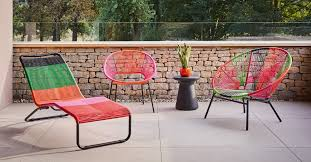 Garden Ideas: How To Add Colour To Your Outdoor Space • Habitat Blog Finally Fishing The Outdoor Chair Cushions Andrea Schewe Design Is Plastic Patio Fniture Making A Comeback Aci Plastics Giantex 4 Pcs Set Sofa Loveseat Tee Table 21 Ways Of Turning Pallets Into Unique Pieces Diy Free Plans Crished Bliss How To Clean Your And Clickhowto Buy Prettyia 16 Dollhouse Miniature Exquisite Long Bench Nuu Garden Bistro Antique Bronze Alinum Vienna Ding Chairs Space Pinterest Foothillfolk Designs Toms A Home Vintage Metal Redo Cheap For Find