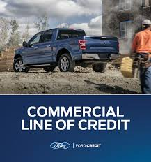 Commercial Line Of Credit | Ford Commerical Vehicle Financing ...