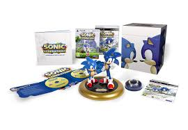 Sonic Generations - Collector's Edition (PS3): Amazon.co.uk: PC ...