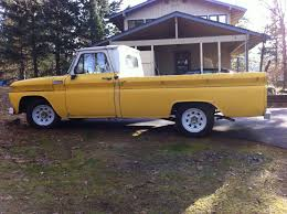 A Classic 1965 Chevy Truck For $20! : Columbia Gorge Ecology Institute For Sale Lakoadsters 1965 C10 Hot Rod Truck Classic Parts Talk Chevy Long Bed Pick Up Youtube Chevy Truck Pickup Rat Photo 1 Chevrolet Stepside Short W 4 Speed Barn Fresh C Restoration Franktown Box Ac Avarisk Swb Short Wide Bed Myrodcom 60 Flatbed Item H2855 Sold Septemb