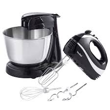 100 Two In One VonShef 13229 In HandStand Mixer For 220 Volts And 50hz