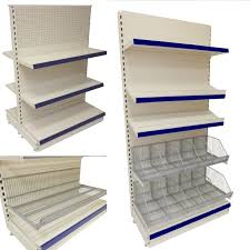 Wall Shelving Gondola Silvershelving Pegboard Slatwall Mesh Baskets Display Massive Range Of And Accessories To Choose