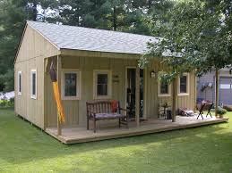 12x16 Barn Storage Shed Plans by Garden Shed Plans With Porch Home Outdoor Decoration