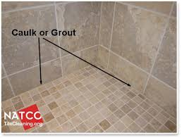 Polyblend Ceramic Tile Caulk Colors by Where Should Grout And Caulk Be Installed In A Tile Shower