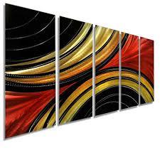 Hobby Lobby Wall Decor Metal by Red Metal Wall Decor Shenra Com