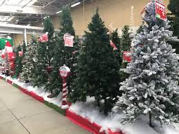 Walmart White Christmas Trees Pre Lit by Astonishing Walmart Christmas Trees Photo Ideas Interior Find Out