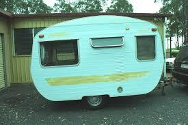 100 Restored Vintage Travel Trailers For Sale 1960s Plywood Caravan Restoration