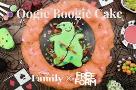 Oogie Boogie Halloween Stencil by Oogie Boogie Cake Disney Family