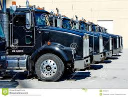 100 Trucks For Rent Al Trucks Parking Stock Image Image Of Group Color 39963217