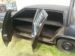 Somebody Buy This Ridiculous Cadillac DeVille Barbecue Smoker ...
