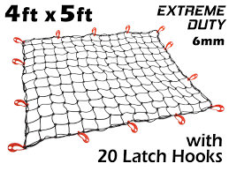 Rocket Straps | Cargo Net 4'X6' Bungee Net | Truck Bed Net Includes ... Black Alinum 55 Dodge Ram Cargo Rack Discount Ramps Upgrade Bungee Cord 47 X 36 Elasticated Net Awesome 7 Best Truck Nets Money Can Buy Jan2019 Amazoncom Ezykoo 366mm Premium 1999 2015 Nissan Xterra Behind Rear Seats Upper Barrier Divider Gmc Sierra 1500 Review Ratings Specs Prices And Photos Vehicle Certified To Guarantee Safety Suparee 5x7 With 20pcs Carabiners Portable Dock Ramp End Stand Flip Plate Tuff Bag Waterproof Bed Specialty Custom Personal Incord