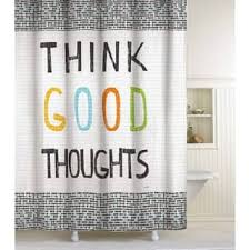 Novelty Shower Curtains For Less