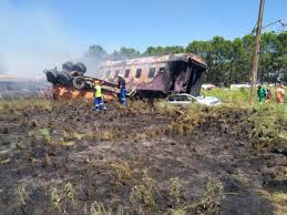 South Africa Train Crash: At Least 14 Dead And Dozens Injured As ... Woman Killed When Her Car Veered Into Path Of Big Rig Abc13com Safety Advocates Pathetic Shell Game Pics Accidents In India Page 824 Teambhp 5 Crazy Overturned Truck Accidents Ohio One Injured A Truck Crash On Bluff Road Near Lighthouse 2 After Suv Hits Parked Roosevelt Blvd Idd 6abccom 1 Seriously Semi Dump Monday I90 La Common Causes Semitruck Robert J Debry Drivers Escape Serious Injury 12vehicle Nb I880 Personal Injury And Disability Lawyer Verdicts Settlements The At Least 6 Killed Related Crashes I95 As Palm Coast Wrecks Video Accident New Jersey Turnpike