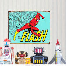 Superhero Comic Wall Decor by Superhero Signs Dc Comic Characters U0026 Superhero Wall Decor As