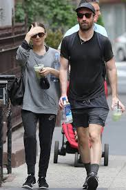 Workout Inspiration From Ashley Olsen In Nike Sweats And Sneakers