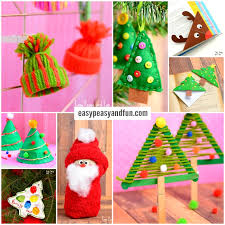 Festive Christmas Crafts For Kids To Make