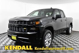 100 Custom Pickup Trucks For Sale New 2019 Chevrolet Silverado 1500 4WD In Nampa D190460