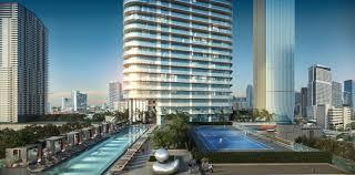 100 Lux Condo Miamis SLS Brickell Signs 300 Million In New Sales In