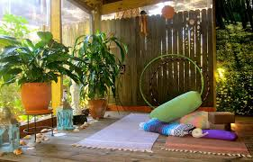 Home Yoga Space P Thejourneyjunkie