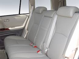 2008 Toyota Highlander Captains Chairs by 2007 Toyota Highlander Reviews And Rating Motor Trend