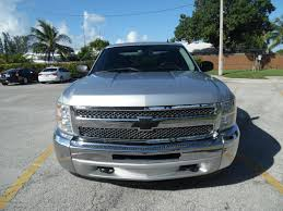 100 Truck 2013 Used Chevrolet Silverado 1500 4WD Ext Cab 1435 LT At LGE