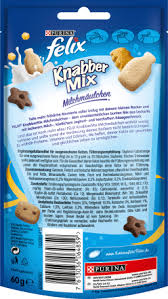 Kã Che Kaufen Sofort Lieferbar Snack Für Katzen Knabbermix Milchmäulchen 60 G