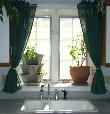 Amazon Kitchen Window Curtains by Curtains For Short Wide Windows U2013 Evideo Me