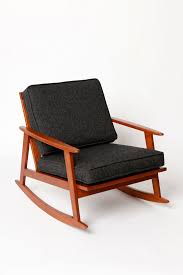 Mid-Century Rocker Chair   Urban Outfitters Adams Mfg Corp Stackable Resin Rocking Chair At Lowescom Chairs Naturefun Outdoor Patio Rocker Balcony Glider Garden And Front Porch Tour Our House Now A Home 10 Best 2019 Living Old Stock Image I2788425 Featurepics Antique Wicker Barrel Cracker Porch Nur Deck Splendid Gracie Oaks Rajesh Reviews Wayfair 11 Rockers For Your Black The Depot Off The A Brief History Of One Americas Favorite