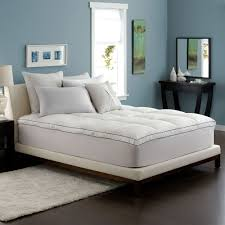 Kohls Bed Toppers by Bed U0026 Bath Queen Mattress Cover And Feather Bed Topper With