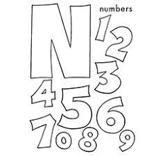 The N Is For Numbers