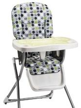 Evenflo Expressions Easy Fold High Chair by 5 High Chairs Under 100