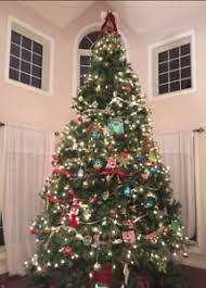 10 Foot Pre Lit Led Christmas Trees Inspirational Tree Costco