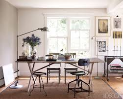 Elle Decor Interiors Modern Rustic Office