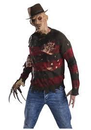 Spirit Halloween Stockton Ca by Freddy Krueger Costumes U0026 Masks Halloweencostumes Com