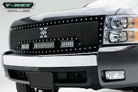 2007-2013 Chevrolet Silverado 1500 - Torch Series LED Light Grille ... 2015chevysveradohdcustomsportgrille The Fast Lane Truck Eternity Custom 2002 Chevy Silverado Photo Image Gallery Status Grill Accsories New Grille Options For The Chevrolet 1500 Bumper Ebay 07 Tahoe Black Billet Grille And Headlight Covers 2500hd Questions Does Anyone Make A Custom How To Install Trex Torch Youtube Mytightridecom Trex Join Dominate Automotive Billet 2014 Grilles Available Now Stillen