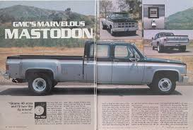 1982 GMC-30 Camper Special 3+3 Crew Cab Dooley | Sqaurebodies ... Car Brochures 1982 Chevrolet And Gmc Truck Chevy Sierra C1500 Pickup Truck Item B5268 Sold Wedn 104 Best Wheels Us Images On Pinterest Suburban Dualrearwheel Crew Cab Sqaurebodies Blazer Blazers Gmc 4x4 Short Box Custom Used K1500 For Sale C7000 Tpi S15 Diesel Youtube After 4 Ord Lift Advance Vocational Ez Specifications Data Book Original