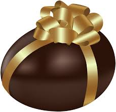 Easter Chocolate Egg Transparent PNG Clip Art