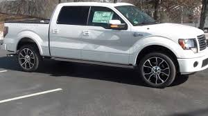FOR SALE NEW 2012 FORD F-150 HARLEY DAVIDSON!! WHITE!! STK# 20664 ...
