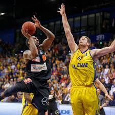 BasketballBundesliga Ratiopharm Ulm Bezwingt EWE Baskets Oldenburg