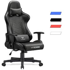 Vitesse Gaming Chair (Sillas Gaming) Video Gaming Chair Ergonomic Computer  Desk Chair High Back Racing Style Comfortable Chair Swivel Executive ... Arozzi Milano Gaming Chair Black Best In 2019 Ergonomics Comfort Durability Amazoncom Cirocco Wireless Video With Speaker The X Rocker 5172601 Review Ultimategamechair Pro 200 Sound Enhancement Features 10 Console Chairs Sept Reviews Noblechair Epic Chair El33t Elite V3 Pu Details About With Speakers Game For Adults Kids