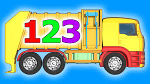 100 Garbage Truck Youtube Unlock Pictures For Kids Binkie TV Learn Numbers